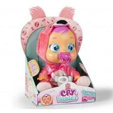 IMC Toys Crybabies – Плачещо със сълзи бебе, Фламинго