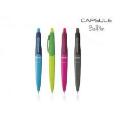 Химикалка Milan  автоматична, Capsule, 1.0 мм
