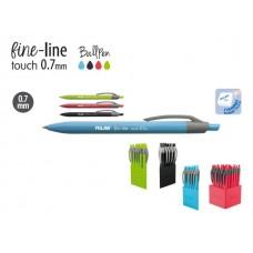 Химикалка MILAN автоматична Fine-line Touch 0.7 мм