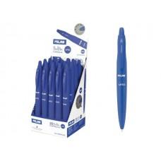 Химикалка Milan  автоматична,  Capsule UNO 1.0 мм, синя