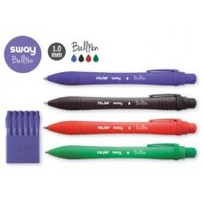 Химикалка MILAN автоматична  Sway Touch 1.0 мм