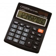 Калкулатор настолен CITIZEN 10 DIG – SDC 810