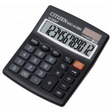 Калкулатор настолен CITIZEN 12 DIG – SDC 812