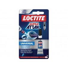 Секундно лепило Loctite Super Attak, 3g