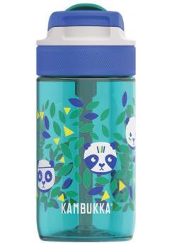 Детска бутилка за вода от тритан Kambukka Lagoon, без ВРА, 400 мл, панда