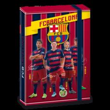 Кутия с ластик ARS UNA FCBARCELONA A4