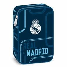 Несесер  ARS UNA REAL MADRID с един цип на две нива