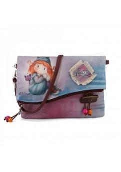 Чанта за през рамо с капак Ninette