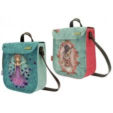 Чанта с капак малка 21х25х8.2 см