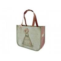 Чанта пазарска сгъваема Travellers Rest,с джоб с цип