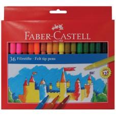 Флумастери 36 Цвята, Faber-Castell