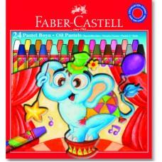 Маслени пастели Faber Castell , 24 цвята