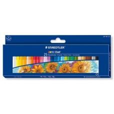 Маслени пастели Staedtler , 25 цвята